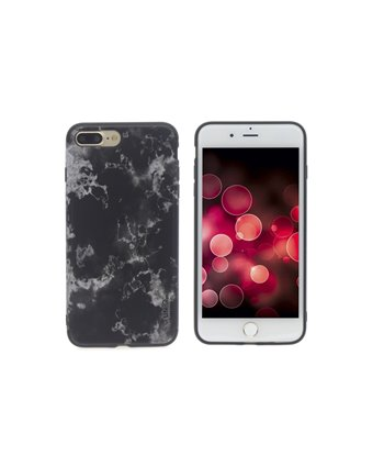 Siliconen hoesje voor iPhone 7/8 Plus - Print