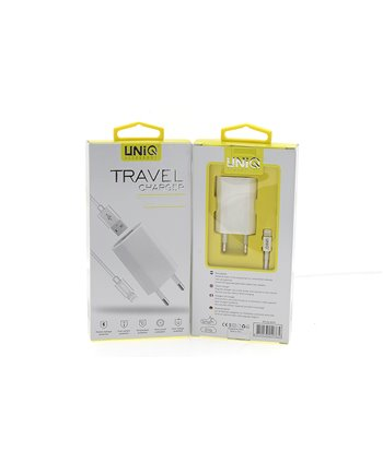 Home charger Lightning 1.2A - Wit (8719273249765)