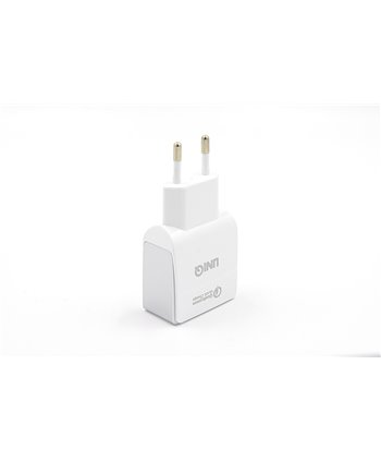 Thuislader USB Type-C 2.4A - Wit (8719273146149)