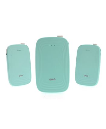 UniQ Accessory Powerbank  5000 mAh - Mintgroen