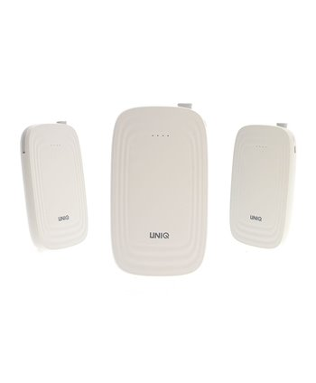UniQ Accessory Powerbank 10000 mAh - Wit