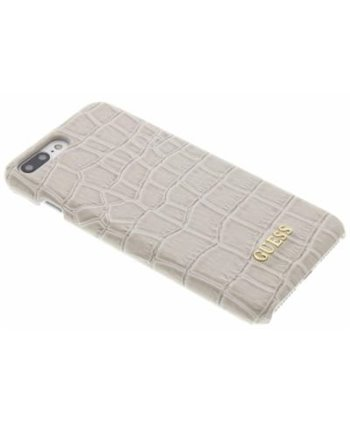Guess hardcase voor iPhone 7/8 Plus - Grijs
