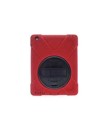 Hard case Tablet voor iPad 2-3-4 - Rood