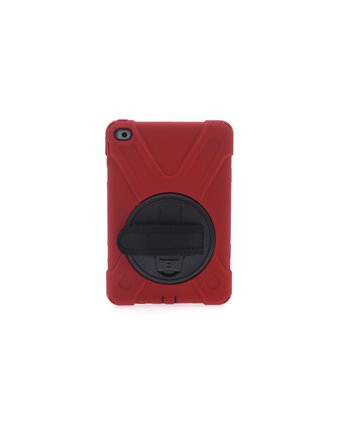 Hard case Tablet voor Ipad Mini 4 - Rood